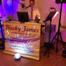 Blacky James live